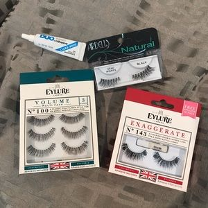 Never Been Used! Eyelure False Eyelashes